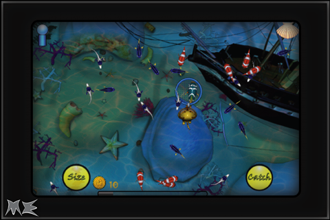 Screenshot iFish Cartoon